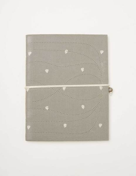 Grey bushes notebook