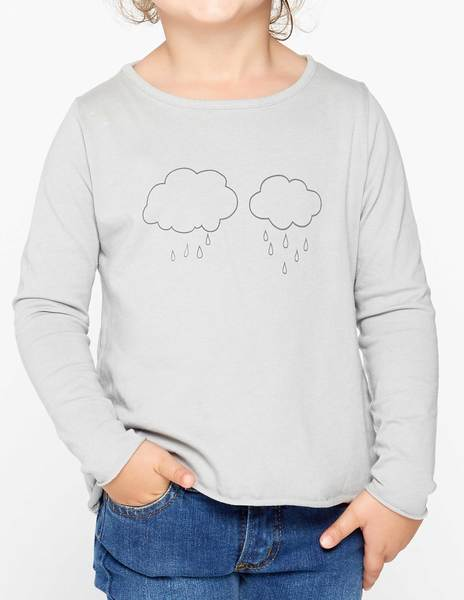 """CLOUDS"" tee-shirt"