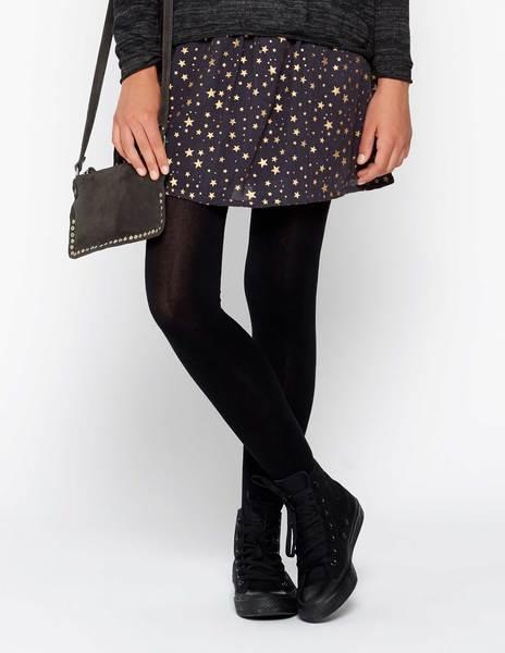 Gold stars skirt