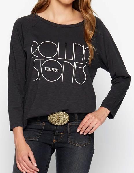 """Camiseta """"ROLLING STONES"""""""