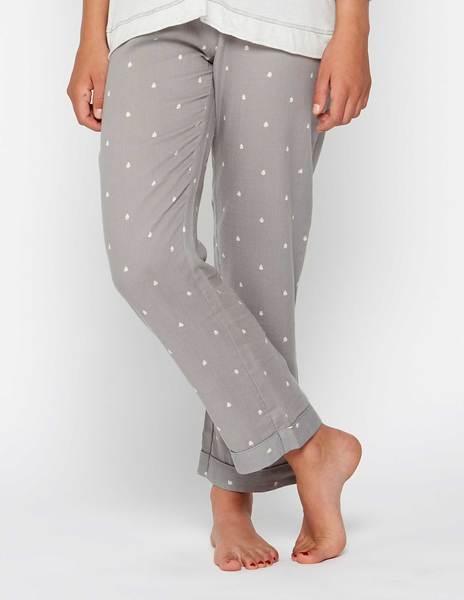 Pantalón pijama arbustos