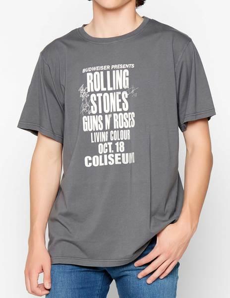 """""""BUDWEISER"""" tee-shirt"""