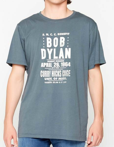"""BOB DYLAN"" tee-shirt"