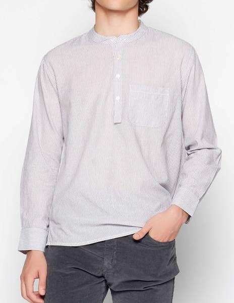 Camisa mao cruda raya teja