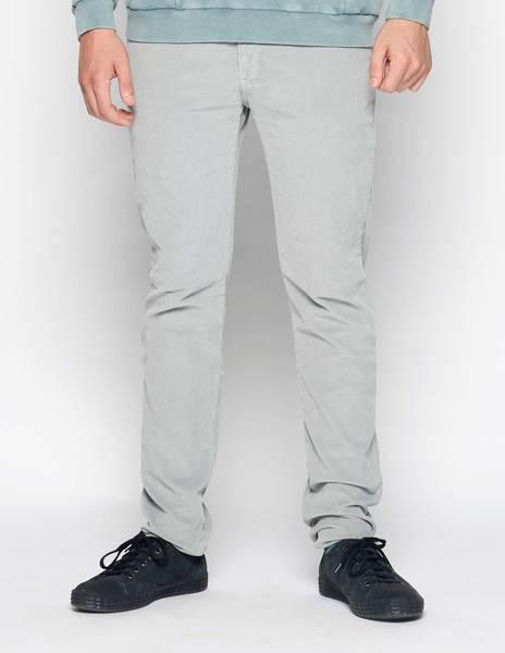 Grey skinny cords