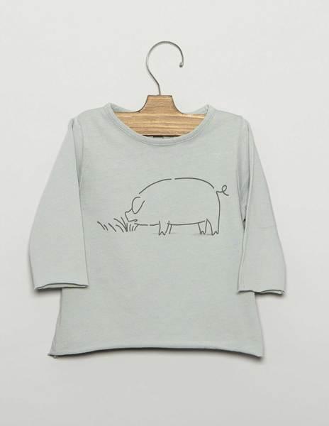 """Camiseta bebé """"CERDITO"""""""