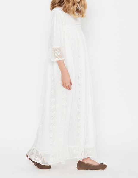 First communion tulle dress