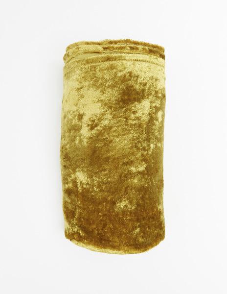 Mustard velvet band
