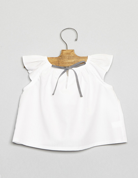 Baby bow top