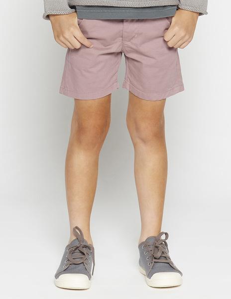 Blackberry chino shorts
