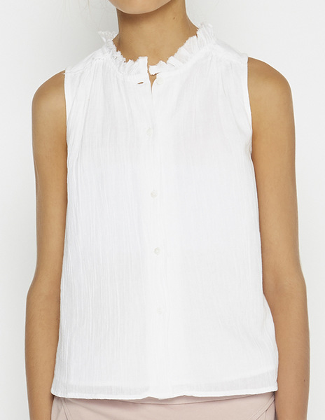 White seam top