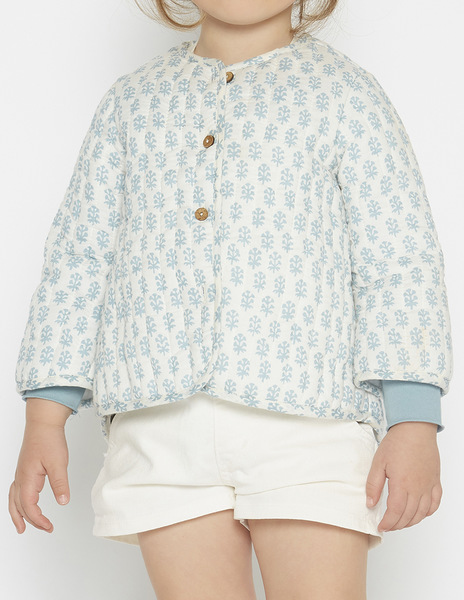 Buti print quilted jacket