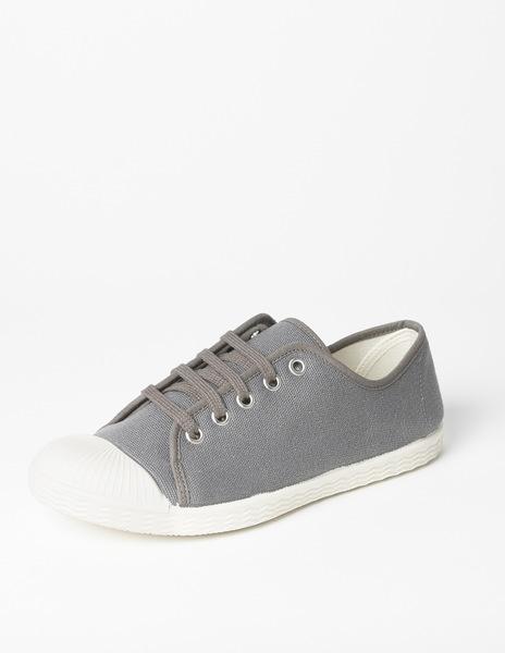 Grey plimsoles (36-41)