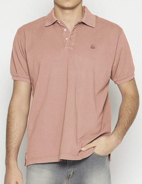 Strawyberry polo shirt