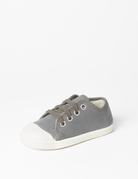 Grey plimsoles (22-35)